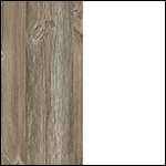 C614 - Sosna Picea + Biały Mat